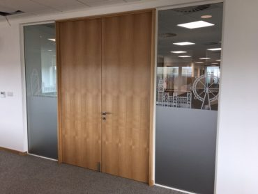 Glass Partitioning Coventry